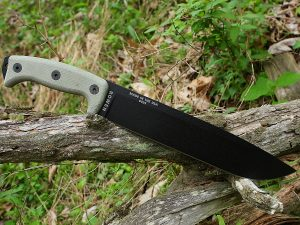 ESEE Junglas Fixed Blade Knife
