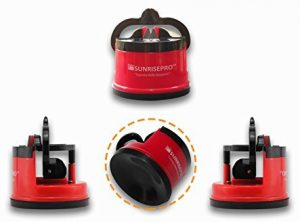 SunrisePro Supreme Knife Sharpener for all Blade Types
