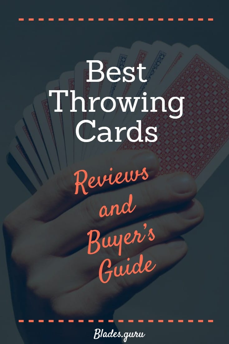 Best Throwing Cards in '2019' (ADVANCED Buyer's Guide)