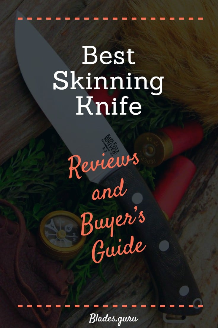 Best skinning knife