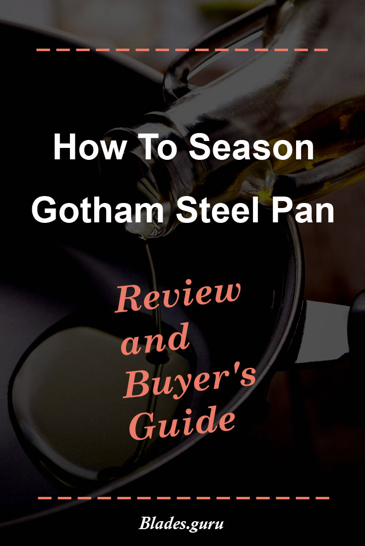 season gotham steel pan