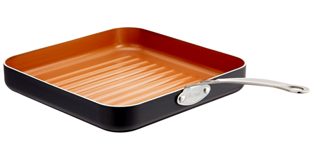 Gotham Steel Grill 10.5 Pan review